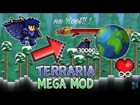 megaworld terraria android