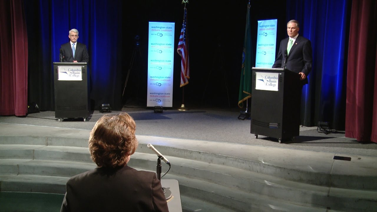 Gov. Jay Inslee, Who Ran On Climate Change, Withdraws From Presidential Race