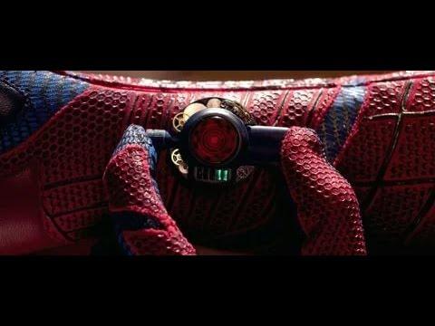 Как сделать паутинометы человека паука