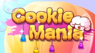Cookie Mania - Match-3 Sweet Game (Gameplay Android) screenshot 3