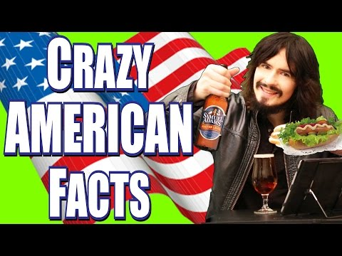 Crazy Facts & Laws About American People! - (Irish Style)