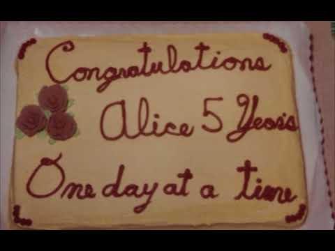 Alice M. Baxter Tribute DVD