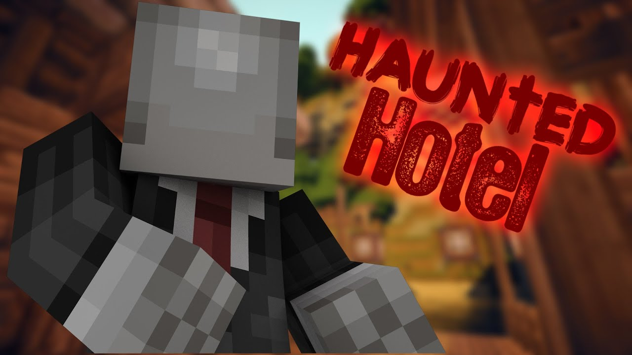 Haunted Hotel Slender Minecraft Roleplay