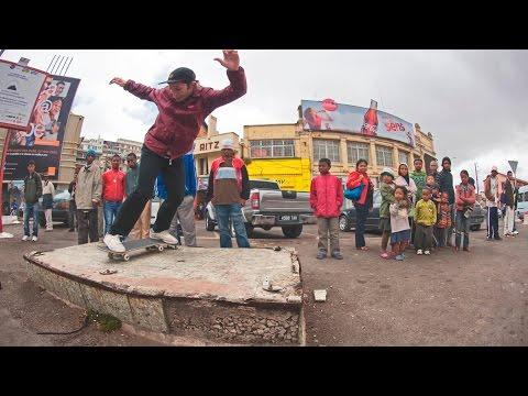 6 Minutes of Worldwide Shredding: 2015 Highlights   Red Bull Skateboarding