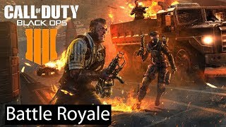 Call of Duty Black Ops 4 Blackout Beta Xbox One X Gameplay Review: Mystery Box