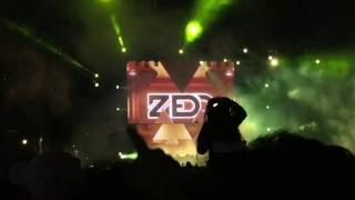 [Zedd] DJ Snake - Let me love you (live at Hong Kong Dragonland Music Festival)