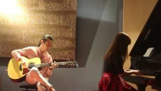 Sunflower (Guitar, Piano) | Offline Tín đồ piano Hà Nội 2016