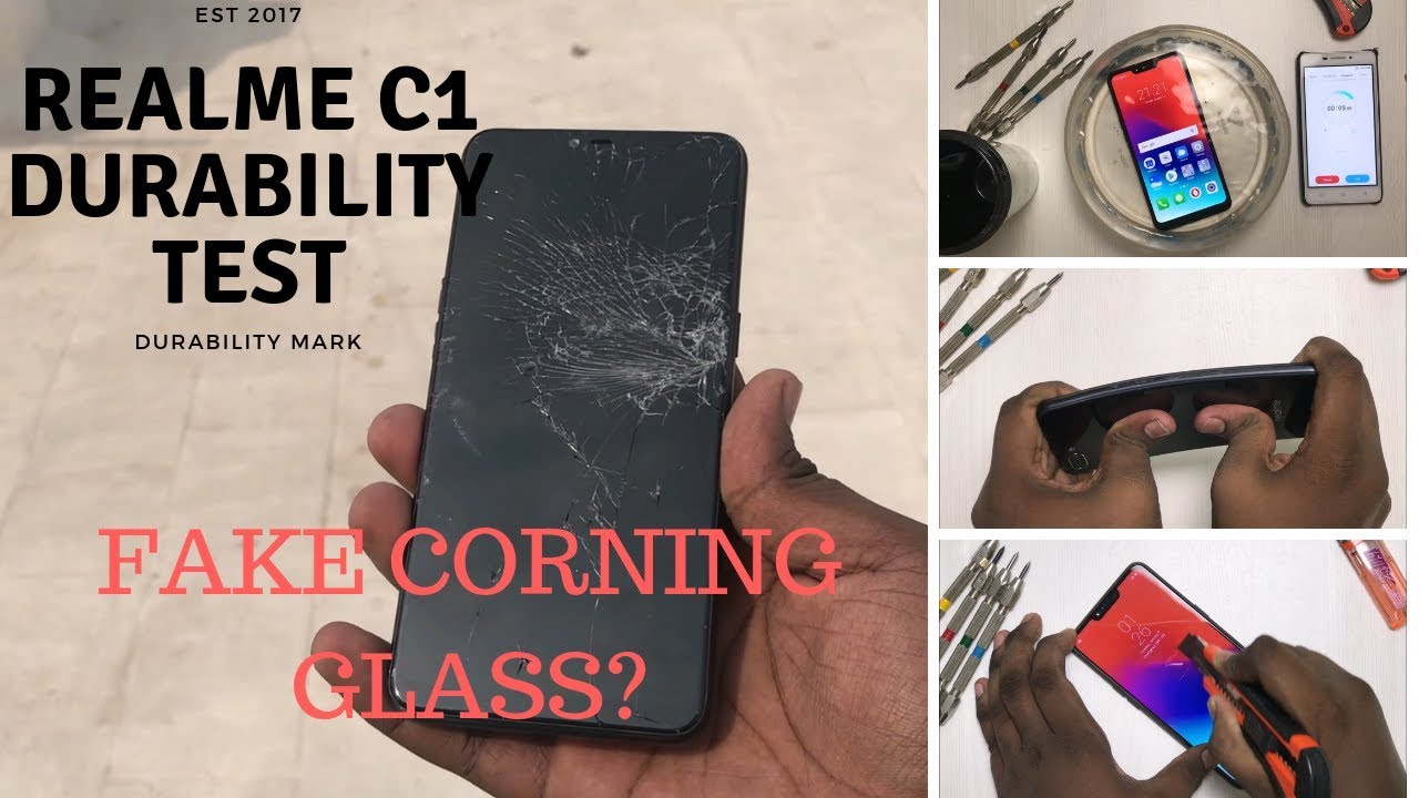 Realme C1 Drop Test Videos - Waoweo