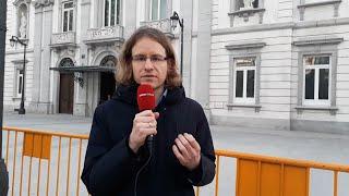 Separatisten-Prozess in Madrid: