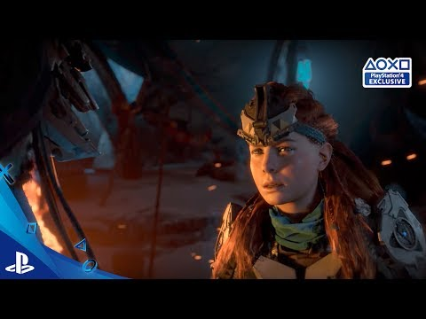 Horizon Zero Dawn | The Frozen Wilds - Tráiler subtitulado en Español E3 2017