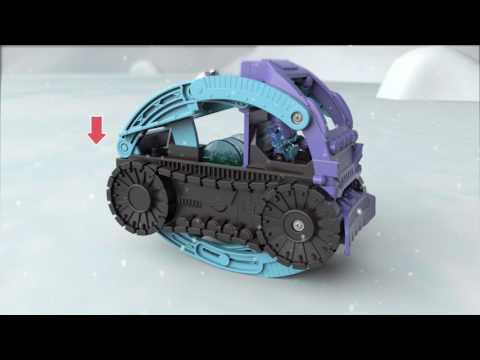 Imaginext DC Super Friends Mr. Freeze Snowcat | Toys R Us Canada