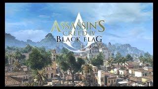 Проходняк Assassin`s Creed 4 с kiwi. Часть 2. Контракт на убийство.