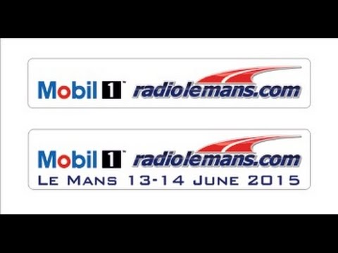 Mobil 1 Radio Le Mans - Race Day  StudioVision  Part 3 - Powered by Duke Video