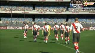 Pro Evolution Soccer 2014 Boca Juniors Vs River Plate - Relatos Closs Niembro