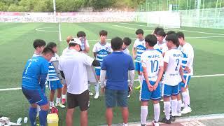 제천시 추계 한국중등축구연맹전 개최