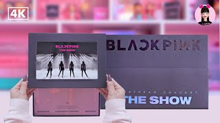 Unboxing Blackpink 2021 The Show DVD