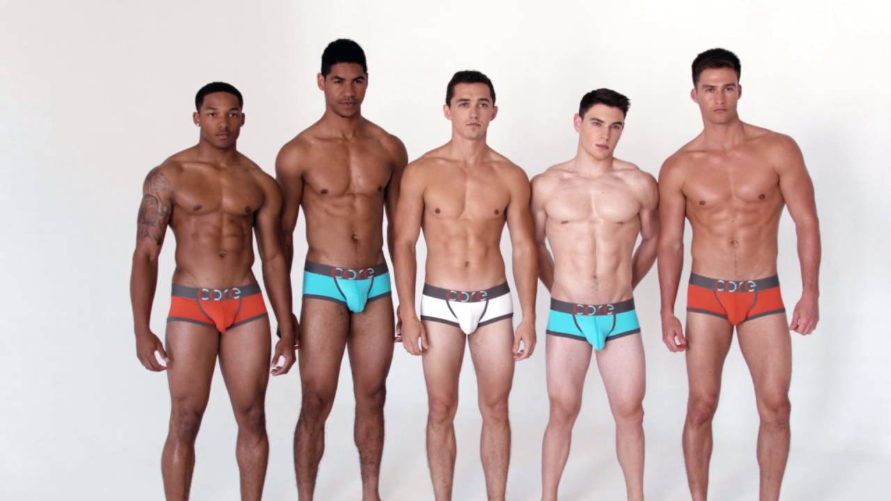 Hot sexy boys in underwear