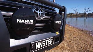 Narva Ultima MK2 High Power LED Driving Lights (4WD)