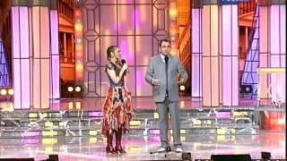 Музыкальный спор-Марина Девятова и Святослав Ещенко .