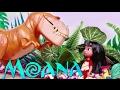 MOANA: La Primera Mascota de TALA, hija de MOANA de la película de Disney!