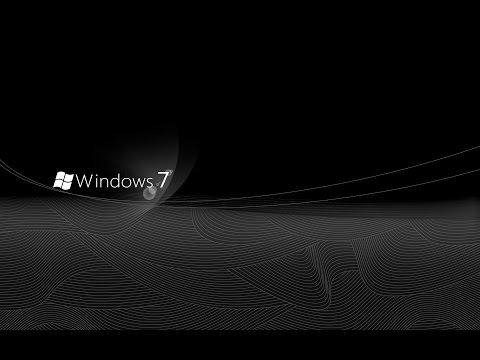 HOW TO : INSTAL WINDOWS 7 PRO x64