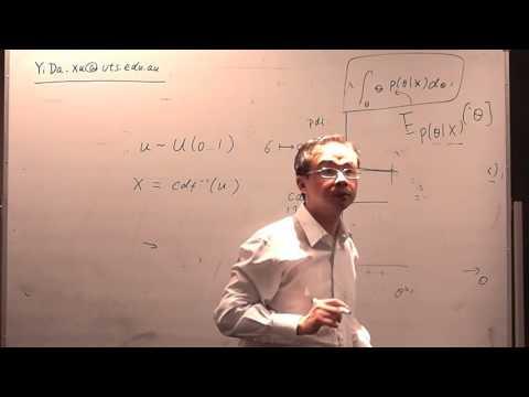 徐亦达机器学习课程 Markov Chain Monte Carlo (part 2)