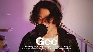 "Girls' Generation - ""Gee"" (Acoustic Cover) 