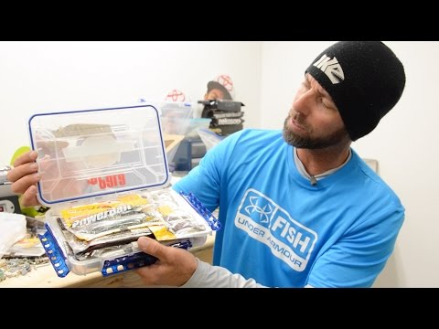 Ike In The Shop: The Best Way To Store Your Fishing Tackle