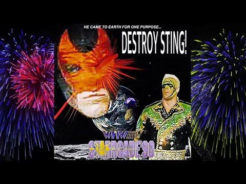 WHW #45: Starrcade 1990 (The Black Scorpion)