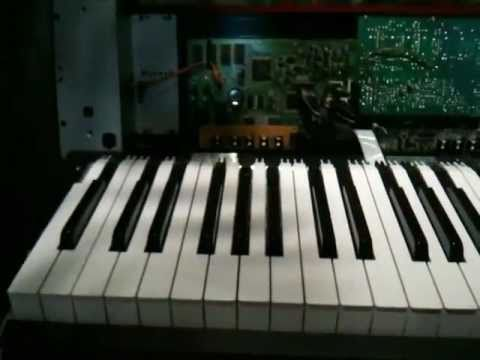 How To Repair Rd 500 Keyboard Hammers Other Roland