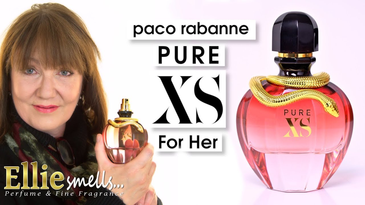 ddf12b1a0a Paco Rabanne Pure XS For Her - YouTube