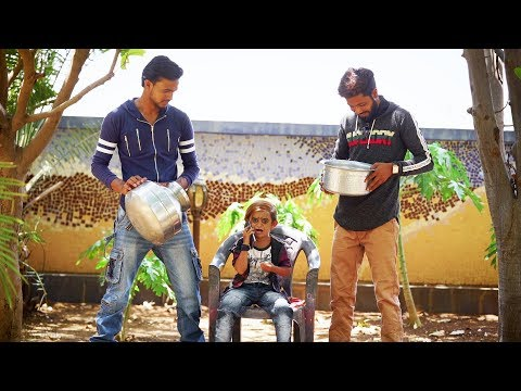 छोटू और चोरनी | CHOTU AUR CHORNI | Khandesh Hindi Comedy | Chotu Comedy Video