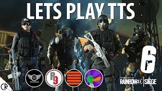 Lets Play TTS - Lets Play Tom Clancy's Rainbow Six Siege