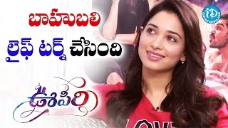 Bahubali Was a Big Turn-Around For Me - Tamannaah || Oopiri Movie || Talking Movies With iDream