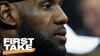 LeBron James Should Leave Cavaliers Again | First Take | July 12, 2017