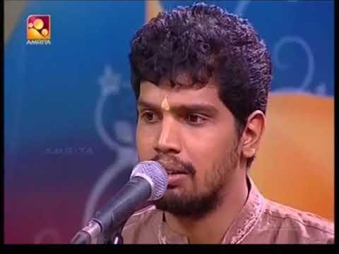 01- Marimuthu Pillai composition - Ennathunivai - Ragam Saramathi - Pradeep Kumar