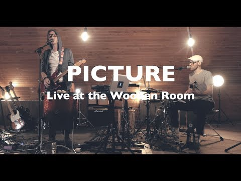 Two Men Band -PICTURE - Live Session @ The Wooden Room