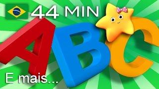 Canção ABC das Bolhas   E muitas mais Canções de Ninar   LittleBabyBum!