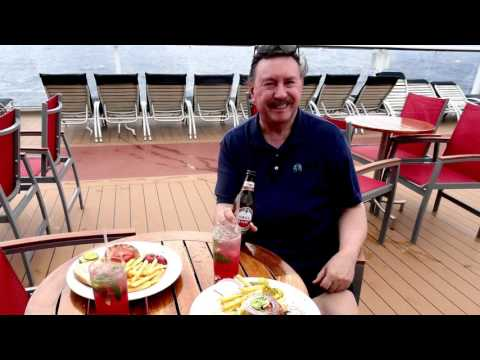 TRANS-ATLANTIC CROSSING TO LISBON, PORTUGAL  APR-MAY 2017