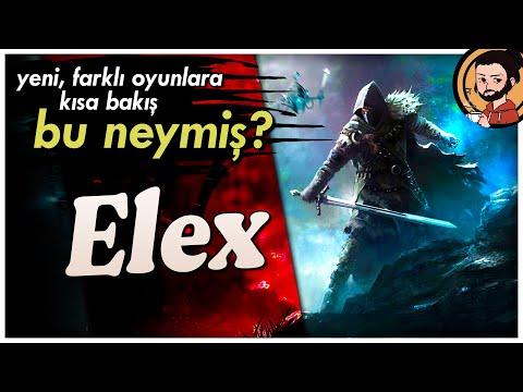 ELEX - İlk 60 Dakika - Gothic Yapımcılarından Yeni Oyun