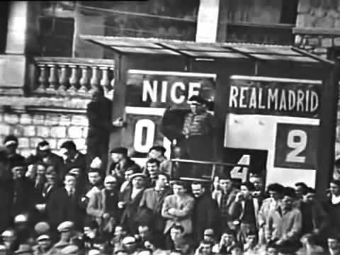 ECCC-1959/1960 OGC Nice - Real Madrid 3-2 (04.02.1960)