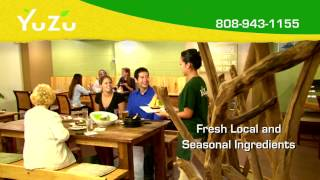 """""""YuZu Restaurant"""" Honolulu"""