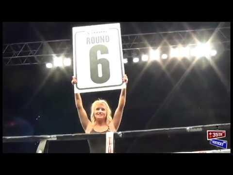 Evander Holyfield's The Real Deal Boxing | Carlos Dixon vs. Aaron Hollis