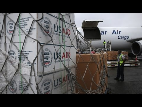 Wilkerson: Trump's Cuts to Foreign Aid Threaten Global Health, Benefit War & Disaster Profiteers