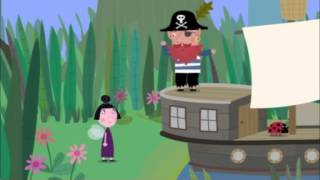 Le petit royaume de Ben et Holly | Les pirates | NICKELODEON JUNIOR