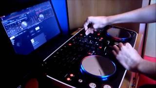 First Deep House Mix - Pioneer DDJ Ergo - Vid-Mix 10 (HD)