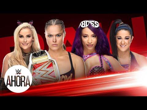 La previa de Raw Y SmackDown LIVE: WWE AHORA, Ene 21, 2019
