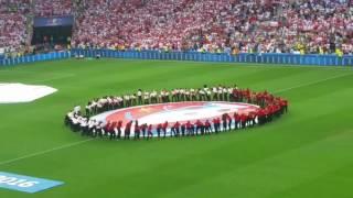EURO 2016 MARSEILLE :  POLOGNE / PORTUGAL