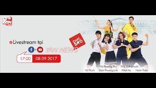 Chat Cùng Sao || Biệt đội Thanh Xuân Ký giao lưu cùng YANNEWS