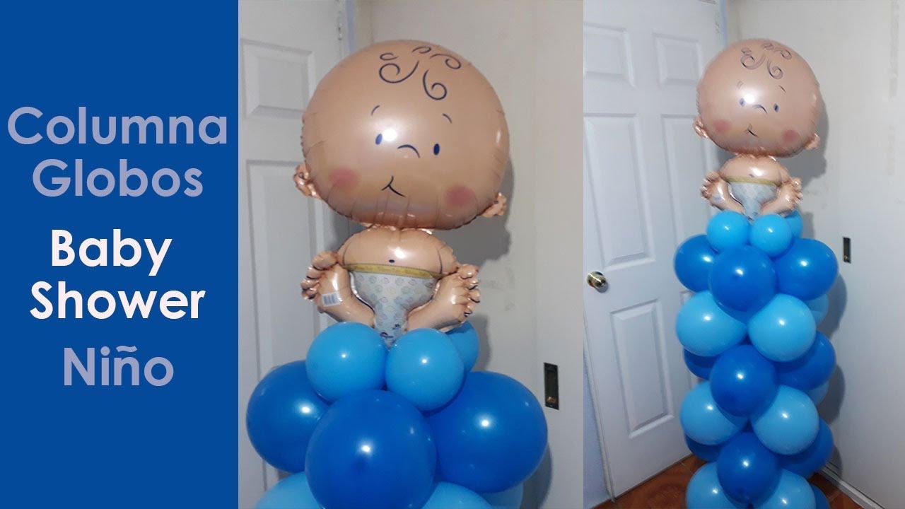 Globos Para Baby Shower De Niño